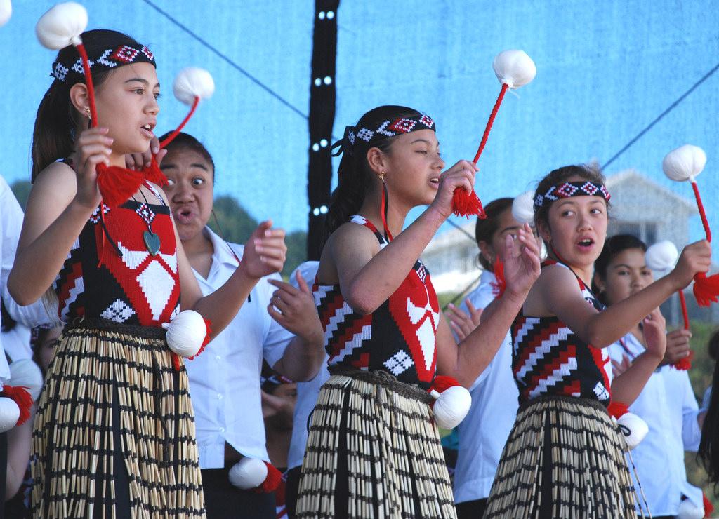 The Māori Kai Festivals